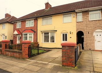 Thumbnail 3 bed terraced house for sale in Fairmead Road, Norris Green