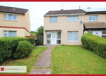 Thumbnail 3 bed semi-detached house to rent in Medway Road, Bettws