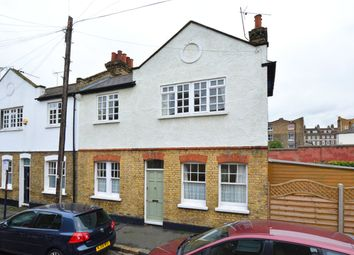 Thumbnail 2 bed end terrace house for sale in Straightsmouth, London
