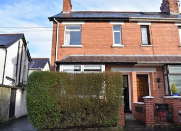 Thumbnail 2 bed end terrace house for sale in Baroda Parade, Belfast