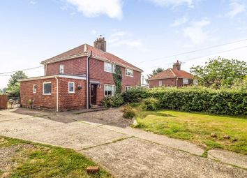 Thumbnail 3 bed semi-detached house for sale in Howe Lane, Poringland, Norwich