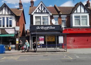 Thumbnail Retail premises to let in London Road, Westcliff-On-Sea