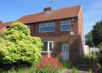 Thumbnail 3 bed semi-detached house for sale in Doe Quarry Lane, Dinnington, Sheffield