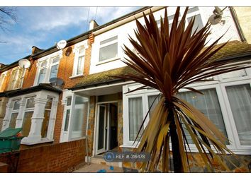 Thumbnail 3 bed terraced house to rent in Chesterford Road, London