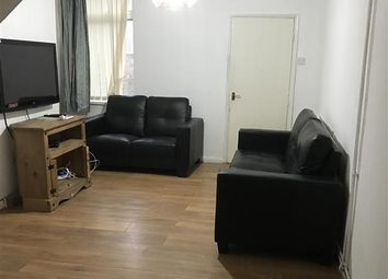 Thumbnail 4 bedroom terraced house to rent in Hamilton Street, Leicester