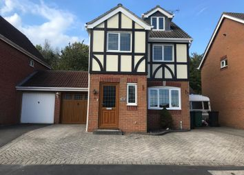 Thumbnail 4 bed detached house to rent in Amersham Way, Measham, Swadlincote