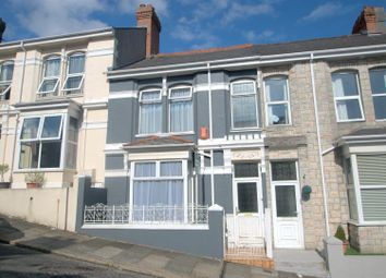 Thumbnail 2 bedroom terraced house for sale in Rosebery Avenue, Plymouth