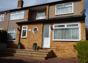 Thumbnail 6 bed semi-detached house for sale in Roselands Avenue, Hoddesdon, Hertfordshire