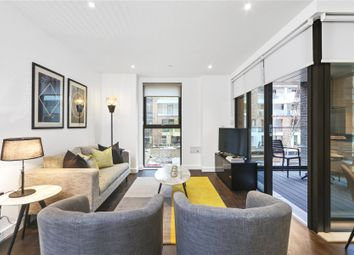 Thumbnail 2 bed flat to rent in Parkside Avenue, London