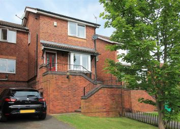 Thumbnail 3 bed terraced house for sale in Pendle Crescent, Mapperley, Nottingham
