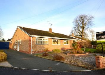 Thumbnail 2 bed bungalow for sale in Allanson Drive, Cottingham, East Riding Of Yorkshire