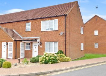 Thumbnail 2 bed flat for sale in Sutton Court, Skegness, Lincs
