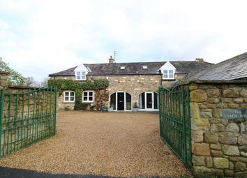 Woodhill Farm, Nr Ponteland, Newcastle Upon Tyne, Northumberland NE20. 3 bed detached house for sale