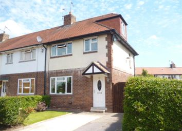 Thumbnail 3 bed end terrace house to rent in King Edwards Road, Ripon