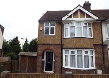Thumbnail 3 bedroom semi-detached house for sale in Rutland Crescent, St. Annes, Luton, Bedfordshire