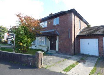 Thumbnail 3 bedroom semi-detached house for sale in Pope Lane, Ribbleton, Preston, Lancashire
