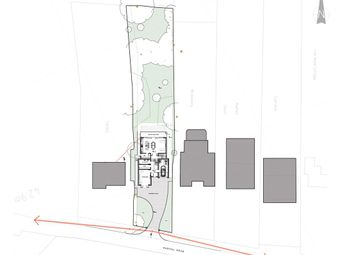 Thumbnail Land for sale in Radfall Road, Chestfield, Whitstable