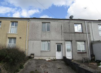 Thumbnail 3 bedroom terraced house for sale in Mansel Road, Bonymaen, Swansea, City And County Of Swansea.