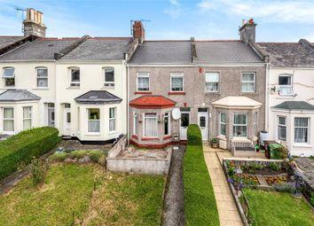 Thumbnail 3 bedroom terraced house for sale in Stuart Road, Plymouth, Devon