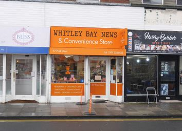 Thumbnail Retail premises for sale in Whitley Bay News & Convenience Store, 67 Park View, Whitley Bay