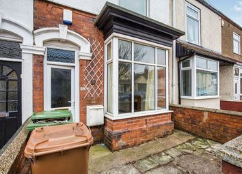 Thumbnail 3 bedroom terraced house to rent in Elliston Street, Cleethorpes