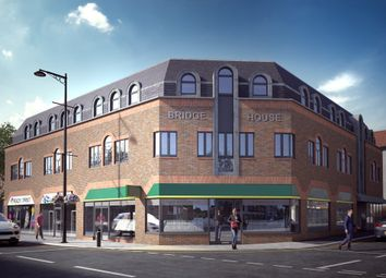 Thumbnail 1 bed flat for sale in Fleet Road, Fleet