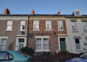 Thumbnail 2 bed flat for sale in Prudhoe Terrace, Tynemouth, North Shields