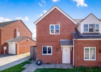 Thumbnail 2 bed end terrace house for sale in Oakford Close, Nottingham, Nottinghamshire