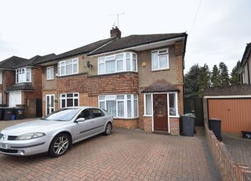 Thumbnail 3 bedroom semi-detached house to rent in Graham Gardens, Luton