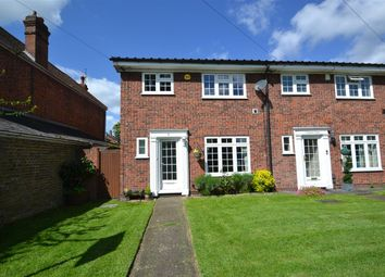 Thumbnail 3 bed end terrace house for sale in Spire View, Stanhope Heath, Stanwell Village