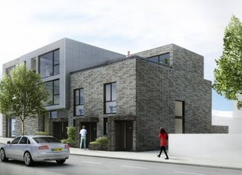 Thumbnail 3 bed detached house for sale in Brockley Road, London