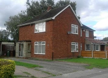 Thumbnail 3 bedroom semi-detached house to rent in Shireview Road, Pelsall, Walsall