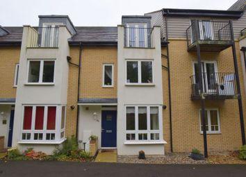 Thumbnail 4 bed town house for sale in Gyosei Gardens, Willen Park, Milton Keynes