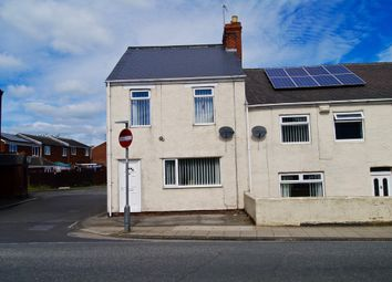 Thumbnail End terrace house to rent in Durham Road, Esh Winning, Durham
