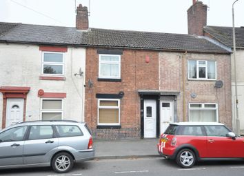 Thumbnail 3 bed terraced house for sale in Main Street, Albert Village, Swadlincote