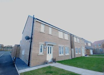 Thumbnail 3 bed detached house for sale in Wentworth Way, Ashington