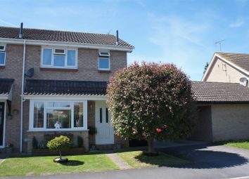 Thumbnail 3 bed end terrace house for sale in Hyde Close, Newport Pagnell
