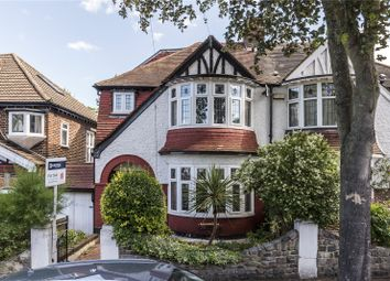 Thumbnail 4 bed semi-detached house for sale in Oaks Avenue, London