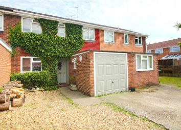 Thumbnail 3 bed terraced house for sale in Romsey Close, Blackwater, Camberley