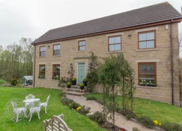 Thumbnail 5 bedroom detached house for sale in Cherry Tree Way, Rossendale, Lancashire
