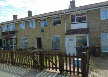 Thumbnail 3 bed terraced house to rent in Chertsey Rise, Stevenage