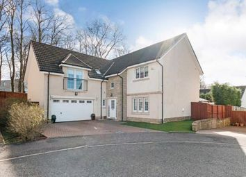 Thumbnail 5 bed detached house for sale in Lapwing Crescent, Motherwell, North Lanarkshire
