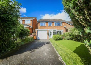 Thumbnail 4 bed detached house for sale in Stirling Court, Briercliffe, Lancashire