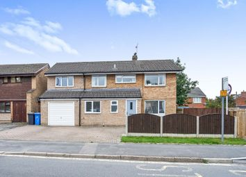 Thumbnail 4 bed detached house for sale in Locko Road, Spondon, Derby