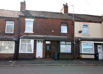 Thumbnail 2 bed terraced house for sale in Chell Street, Hanley