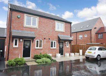 Thumbnail 2 bed semi-detached house to rent in Countess Way, Shiremoor, Newcastle Upon Tyne