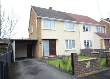 Thumbnail 3 bed semi-detached house for sale in Waterloo Crescent, Wokingham, Berkshire