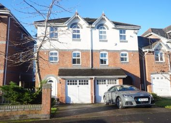 Thumbnail 4 bed town house to rent in Cloister Road, Heaton Mersey