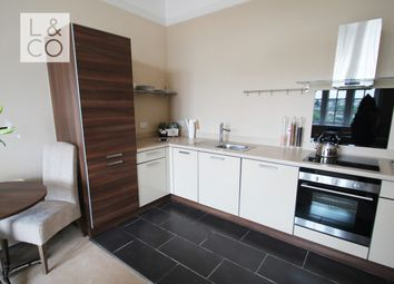 Thumbnail 1 bed flat to rent in Shire Hall Allt-Yr-Yn, Newport