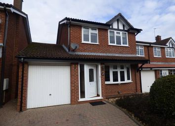 Thumbnail 3 bed detached house for sale in Westbury Close, Duston, Northampton, Northamptonshire